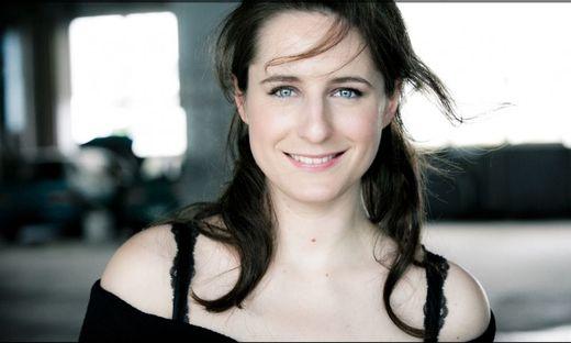 Michaela Klamminger ist das jüngste Ensemblemitglied an der Josefstadt