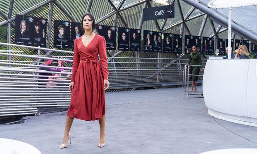 Assembly Street Fashion Show auf der Murinsel