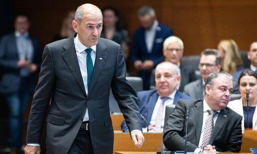 SLOVENIA-POLITICS-PARLIAMENT
