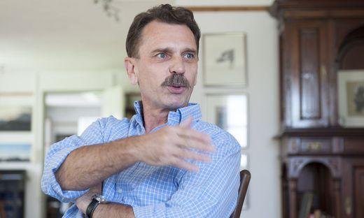 "Wiesinger droht Kritikern: ""Irgendwann seid ihr dran"""