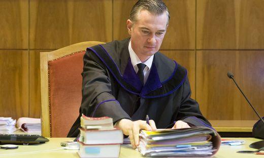 Richter Andreas Rom, Landesgericht Graz