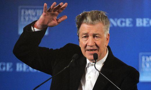 David Lynch ist 75
