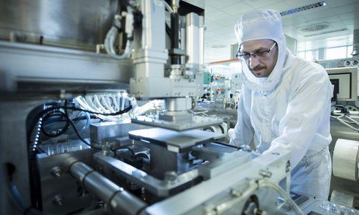 Der japanische Konzern TDK investiert fünf Millionen Euro in das Werk Deutschlandsberg