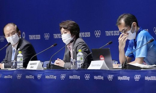 Organisations-Komitee der Olympischen Spiele in Tokio