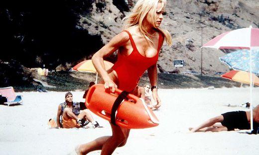 Baywatch - Die Rettungsschwimmer von Malibu 'Das grosze Beben (1)'