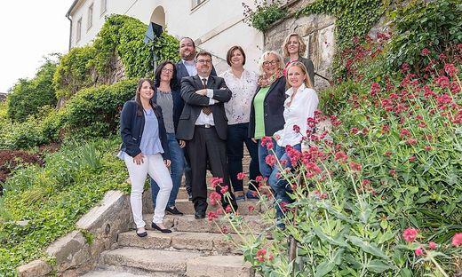 Das Team des Regionalbüros Hartberg freut sich auf Ihr Kommen
