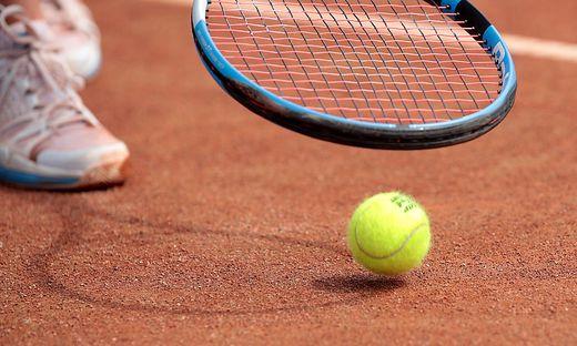 Symbolbild Tennis