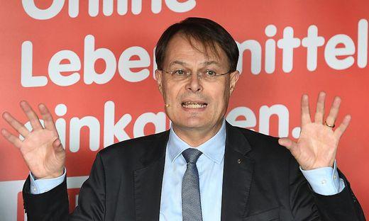 Spar-Chef Gerhard Drexel