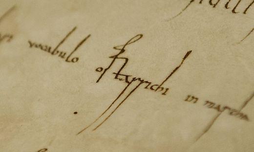 Ostarrichi - 996 wurde Österreich erstmals erwähnt