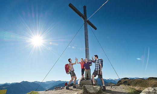 """In der Salzburger Sportwelt """"die Berge neu erleben"""""""