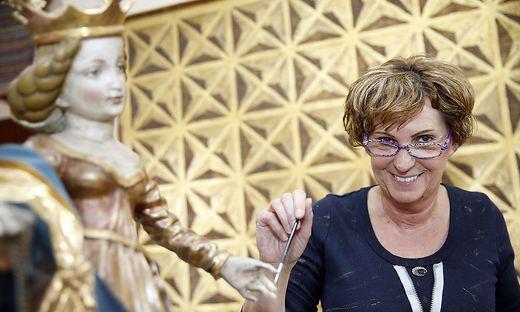 Monika Kapeller liebt ihren Beruf