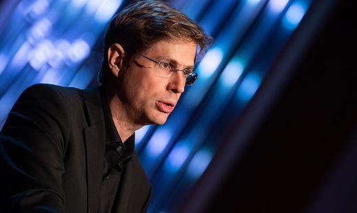 Daniel Kehlmann reiste für das Schreib-Experiment ins Silicon Valley