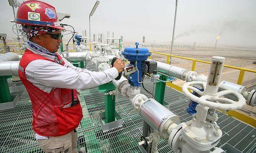 Ölpreise steigen - US-Erdöl auf Viermonatshoch (813140082)