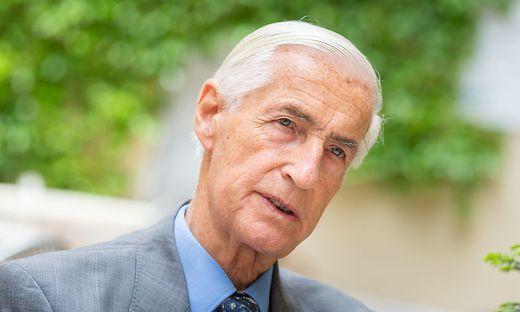 Alfred Stingl (SPÖ) war als Vorgänger von Siegfried Nagl (ÖVP) 18 Jahre lang Bürgermeister von Graz
