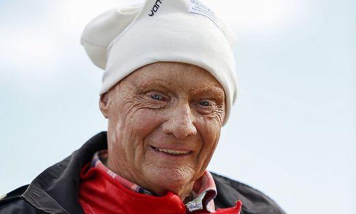 "Niki Lauda: Lauter ""schiache"" Trophäen"