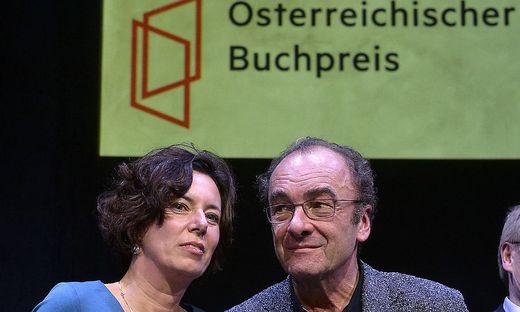 Robert und Eva Menasse