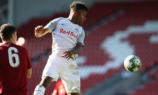 SOCCER - UEFA YL, Liverpool vs RBS