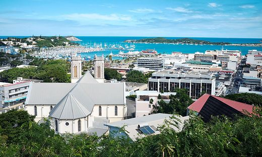 Neukaledonien stimmt über Unabhängigkeit von Frankreich ab