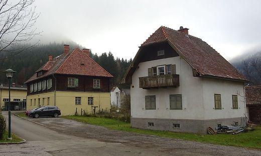 Auf dem  Areal des früheren Altersheims werden zwölf Einheiten für Betreutes Wohnen gebaut