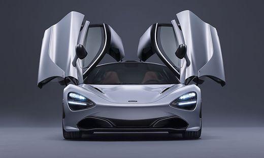 Der neue McLaren 720S