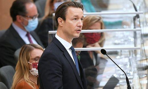 Gute Nachrichten für den Finanzminister: Die ÖBAG überweist 480 Millionen Euro
