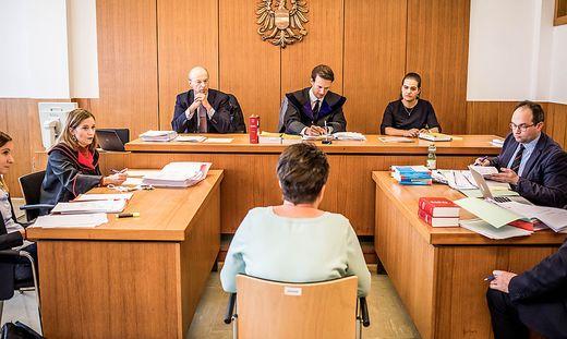 Der Prozess am Landesgericht Klagenfurt dauerte zweieinhalb Stunden