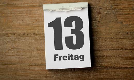 Freitag, der 13. - Geschichten vom Glück und Unglück