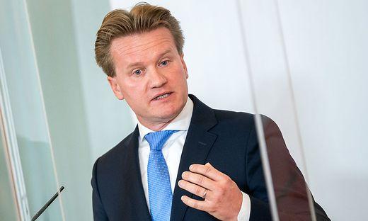 IV-Präsident Georg Knill hofft auf dauerhafte Öffnung