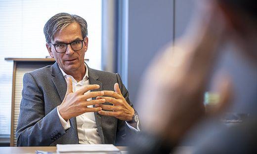 Wietersdorfer Holding GmbH-geschäftsführer Michael Junghans