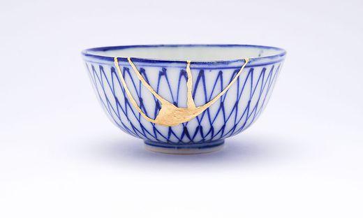 Alte Handwerkskunst: Kintsugi