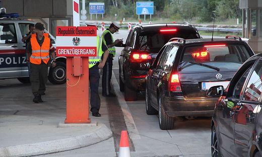 Seit bereits 1000 Tagen versehen die Soldatinnen und Soldaten des Österreichischen Bundesheeres ihren Dienst an der Grenze zu Slowenien