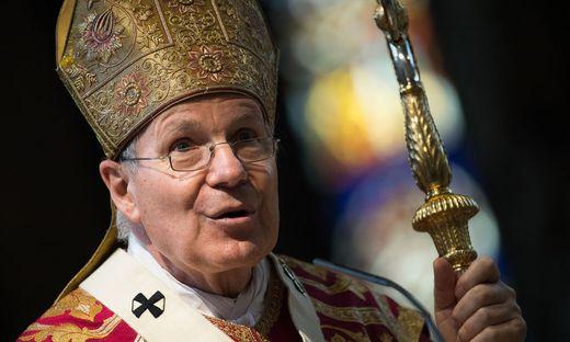 Die Ärzte raten Kardinal Schönborn sich noch zu schonen
