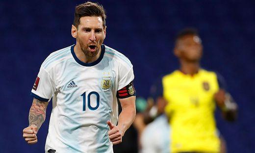 Lionel Messi darf Barcelona nach Saisonende ablösefrei verlassen