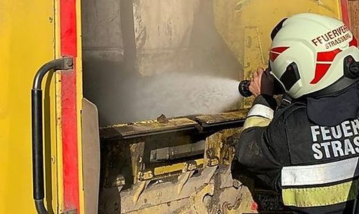 Durch das rasche Eingreifen der Feuerwehren konnte größerer Schaden verhindert werden