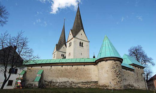 Pfarrkirche Diex