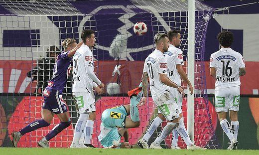 SOCCER - OEFB Cup, A.Wien vs Sturm