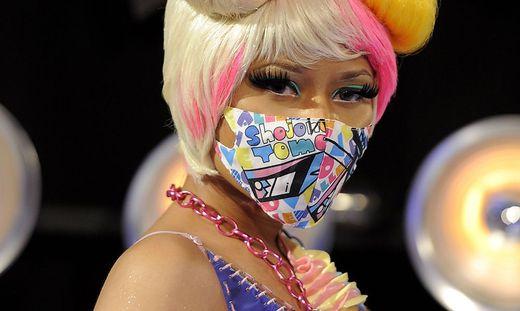 Minaj bei den  MTV Video Music Awards Arrivals