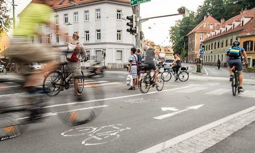 Radfahren Graz