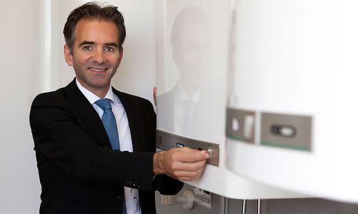Martin Hagleitner, Chef der Austria-Email-Gruppe