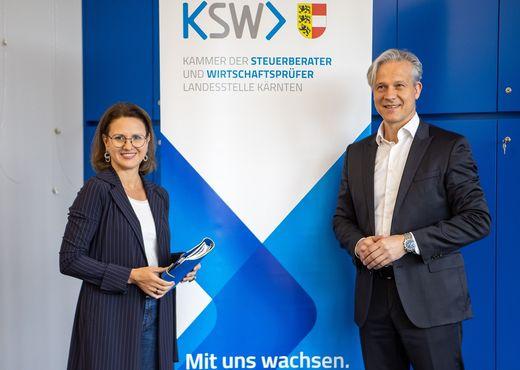 Kristin Grasser, Peter Katschnig