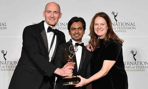 US-ENTERTAINMENT-TELEVISION-INTERNATIONAL-EMMY