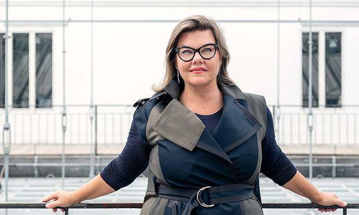 Lilli Hollein uebernimmt ab morgen, 1. September 2021, die MAK-Generaldirektion