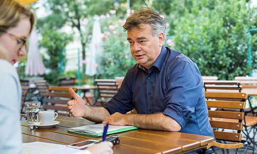 Vizekanzler Werner Kogler (Grüne) im Interview