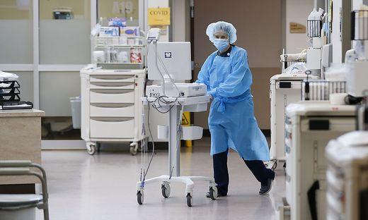 Die USA, Brasilien und Indien weisen die höchsten Todesfälle in Zusammenhang mit dem Coronavirus auf