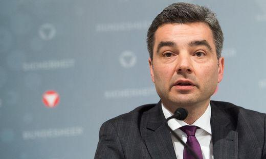 Wolfgang Peschorn, Chef der Finanzprokuratur