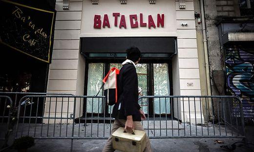 2015 ereignete sich im Bataclan ein schrecklicher Anschlag