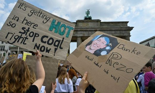 GERMANY-EU-CLIMATE-ENVIRONMENT-DEMONSTRATION