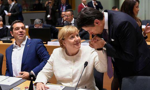 Haushaltsstreit zwischen EU und Italien spitzt sich zu ROUNDUP 2