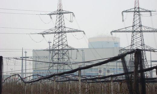 Das Atomkraftwerk Krsko
