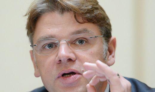 Medienexperte Matthias Karmasin (Uni Klagenfurt)